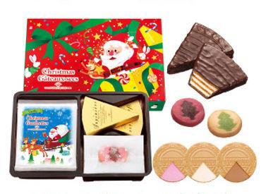 クリスマスギフトはパッケージもかわいい♪* 「え!かわいいですね!」と喜んでもらえて 自然と笑顔で働けちゃう*・☆