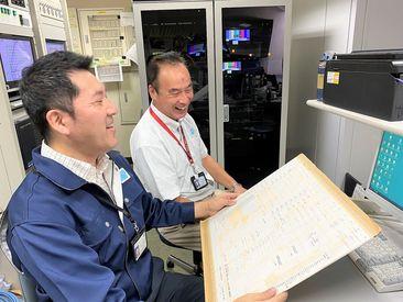 一緒に働く仲間は30~50歳代のスタッフがメイン! 少人数の静かな雰囲気の中で 落ち着いて仕事ができます。