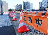 ≪勤務地多数≫ 大阪市内を中心に、大阪府や京都府などにたくさん現場があります!いろんなところで働きませんか? \寮完備/