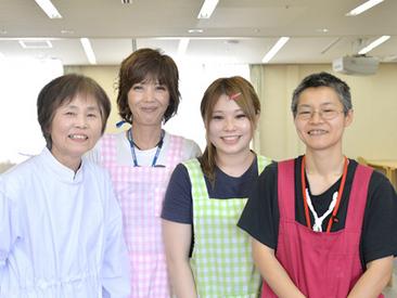 やさしい看護師長を中心に 仲の良い職場です!! 季節ごとのイベントなども一緒に考えてます♪