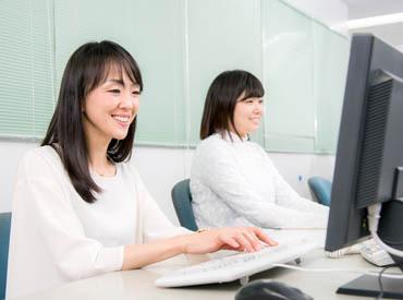 \新規スタッフ募集/ 「人と話すのが好き」「安定して働きたい」そんな方におススメ☆ お友達との応募もOK♪※写真はイメージ