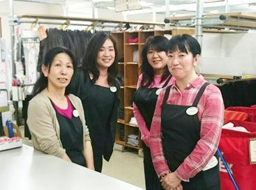 ★主婦さん多数活躍中★ 仕事に慣れるまでは当社の社員が しっかりとサポートします。