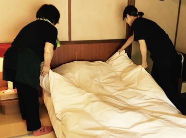 【ホテル客室清掃】日中の短時間でサクッと働ける★.・゜きれいなホテルで簡単なお掃除*《接客ナシ》《直行直帰OK》《扶養内OK》