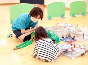 「●●先生、また明日ね~!」 子どもたちの笑顔で次の仕事も楽しみに♪ 《子ども好き歓迎》 《資格不要》 《未経験OK》