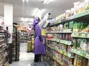 <ダイソーってどんなお店…?> 雑貨から食品まで様々な商品を扱ってます♪