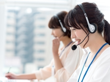 【問い合わせ窓口Staff】スマートフォンの使い方や故障などの問い合わせ窓口★マニュアル、バックアップ体制もバッチリで安心◎