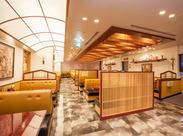 <憧れ成田空港♪>お忍びの芸能人や世界中の旅行者…様々な方との出会いが◎魅力いっぱいの和食を発信!もちろん未経験~歓迎!
