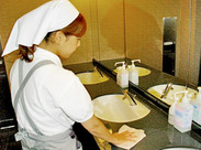 ホテルで清掃スタッフのお仕事◎ いつものお掃除と同じ感覚でできますよ!