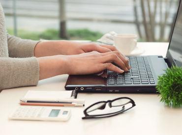 Excelを使ってのお仕事です♪*゜ Excel不安な方でも丁寧に教えますので安心してください★
