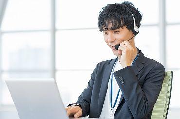 手を動かす必要はあるのは登録の【60秒】だけ! あとは電話で質問に答えていただければOK☆ もちろん履歴書の準備も不要です◎