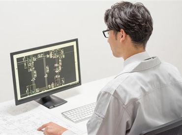 CADオペレーター経験のある方歓迎!!※画像はイメージです