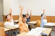 ≪未経験歓迎!≫ 首都圏トップクラスの合格実績を誇るSAPIX小学部。中学受験に向けて頑張る小学生が対象です。