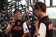 ★自転車が気持ち良い季節に!★ チームワークで助け合ってお仕事! みんなでやり遂げた感覚も味わえます◎