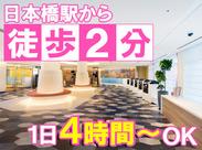 ≪ホテルサンルート大阪なんば≫ 未経験から始めたスタッフが多数です♪ だからこそあなたの気持ちが理解できるんです◎