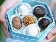 多くの方が大好きなチョコレート♪おいしそうなチョコレートはみているだけでも幸せになれますね…★
