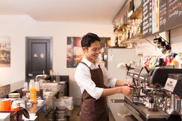 【バリスタ】~オープニング店舗もあり~カフェ、カフェレストランなど…好みのお店で働ける♪人々に愛されるお店を一緒に作りましょう!