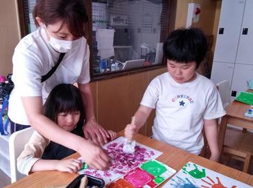 当施設は、いつも子ども達の笑顔で溢れています♪ 子どもたちの成長を見守ってくれる方大募集◎