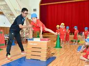 心技体バランス良く、心身ともにすくすくと成長する子どもたちのサポートをお願いします。
