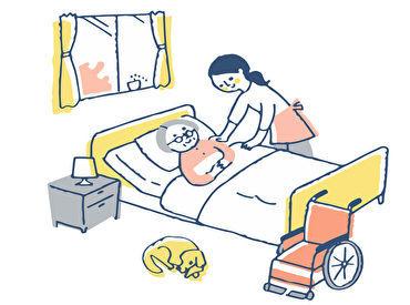 高齢者様とご家族の幸せな生活をつくるお仕事です☆家事や子育てと両立しながら無理なく働けます♪