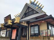 かに料理が自慢の日本料理店♪ゆったりとした雰囲気の中でお仕事できますよ◎