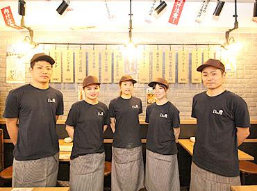 【台湾料理店staff】メディア掲載多数*小籠包カフェの新業態♪お試し短期もOK!1日3h~でシフト融通◎