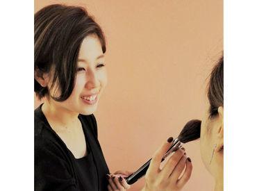 ~*美容師免許をお持ちの方大募集*~ テレビ局で、あなたのスキル&経験を活かして働きませんか?
