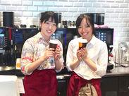 \カフェのようなオシャレなコンビニ/ 今までのコンビニとは全く違う新しいお店!! 接客サービスが大好きなあなたにピッタリ♪