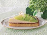 扱うのは定番のケーキや季節限定のケーキなど♪長年人気の商品ばかりです◎
