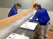 ≪朝だけ♪シンプル清掃!≫ お客さまに会わず、気楽に働ける◎ 元々キレイなCOCOSA内勤務!