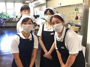聖マリアンナ内の職員食堂♪ 病院内だから[安心・安定◎] 来店された職員の方が一息つける場所を 一緒につくっていきませんか♪