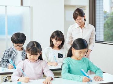 *契約社員* 現在20~40代の女性が多数活躍中!  神奈川オフィス(横浜)/KUMONエントランス前からは綺麗な海が望めます。