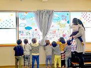 ≪託児所完備≫子育て中の主婦(夫)さん大歓迎◎ 面接にもお子さん同伴OKです♪「どんなところかな」見学に来てください!