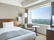 綺麗なホテルを、より綺麗に保つお手伝い**[家事/学校と両立][かけもち後に]等、個々のライフスタイルに合わせて♪