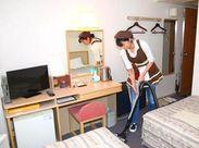 <経験一切不要> お部屋の片付けやアメニティの補充などのお仕事なので特別なスキルはいりません!家事の延長として働けます◎
