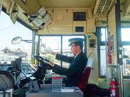 創業107年の老舗企業≪下津井電鉄≫ 免許があれば、経験は問いません★ 少しでも興味を持ったら、まずはお気軽にご応募ください!