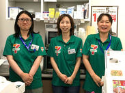 JR北長瀬駅直結だから通勤もラクラクです。病院内のお店だから安心して働けます。ライフスタイルに合わせて勤務が選べます。