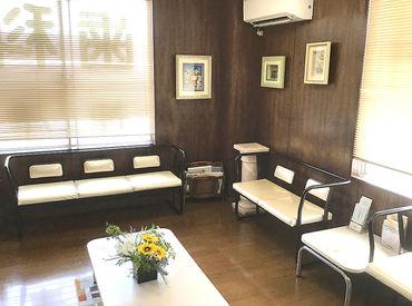 ≪地域密着型の歯科医院≫ 定着率◎10年以上勤務しているスタッフも♪ 資格をとったばかりの方でも大歓迎です。*