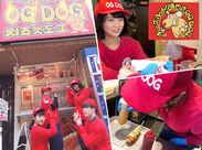 SNSで話題の2号店がアリオ札幌にOPEN!!まわりに自慢できるバイト先になる事、間違いナシ★
