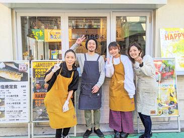実は…大名で人気のパンケーキショップの 『ソルカフェ』の系列店なんです(*´∀`*)ノ。+゜ これだけオシャレなのにも納得★★★