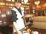 姉妹店20%オフに勤務日メニュー半額のStaff割は大好評♪ 調理師免許やコーヒーマイスターの資格取得支援など充実待遇◎