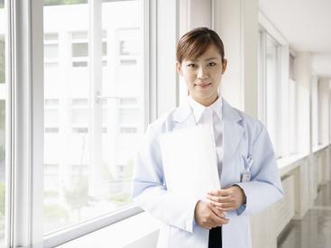 ≪30~40代活躍中≫ キレイな大学病院内(病棟)でのお仕事♪ PCで文字入力ができればOKです! ※画像はイメージです。