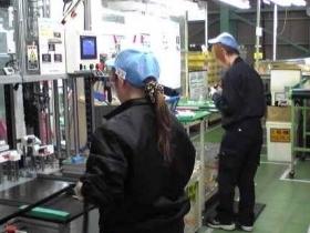 【夜勤専属スタッフ】☆夜勤の工場ならココ☆高品質な各種自動車用プラスチック製品の成形加工を行うメーカー工場での成形・加工・検査の募集!
