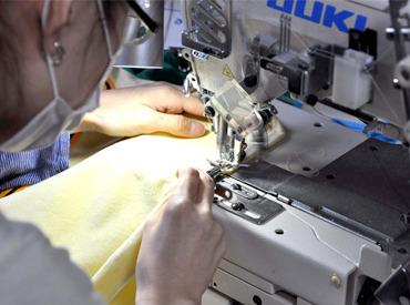 【縫製職人】日本ではここでしかできないヴィンテージ古着リメイク専門工房★工場実務経験2年以上でOKサンプル・リフォーム工場出身者も◎