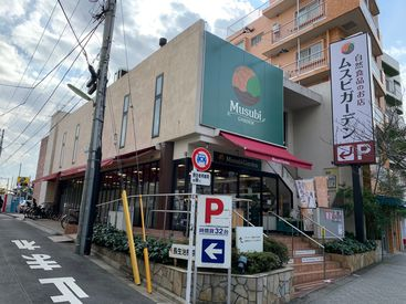 桜新町駅(西口)から徒歩5分以内の好立地‼