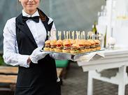 飲食業界でチャレンジされたい方、ぜひ一度無料の登録説明会へお越しください◎個別面談にてご希望を伺います!