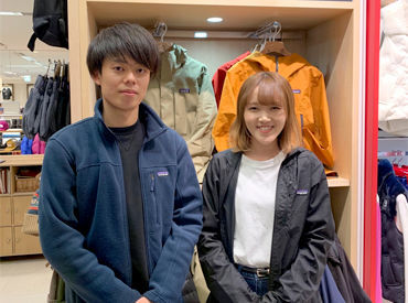 業種問わず、販売職経験がある方は 大歓迎します♪ 新宿は常設店舗、横浜は期間限定店舗です。