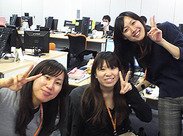 ★オフィスは大宮駅徒歩8分!&服装・髪色自由!ネイルも楽しめちゃう♪だから、お仕事後のプライベートも充実♪