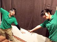 主婦(夫)・フリーターさん大歓迎!!学生さんも働きながら腕を磨けます♪