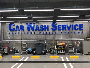 【洗車STAFF】《洗車STAFF》二子玉川・日本橋で選べる勤務地20~40代活躍中!8割が未経験スタートで安心♪時給1350円で学生・フリーターに◎
