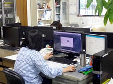 【CADオペレーター】個人事務所なので、家族みたいな雰囲気♪▼キッカケは何でもOK!「建築士を目指して勉強中!」「CADのスキル活かしたい!」等